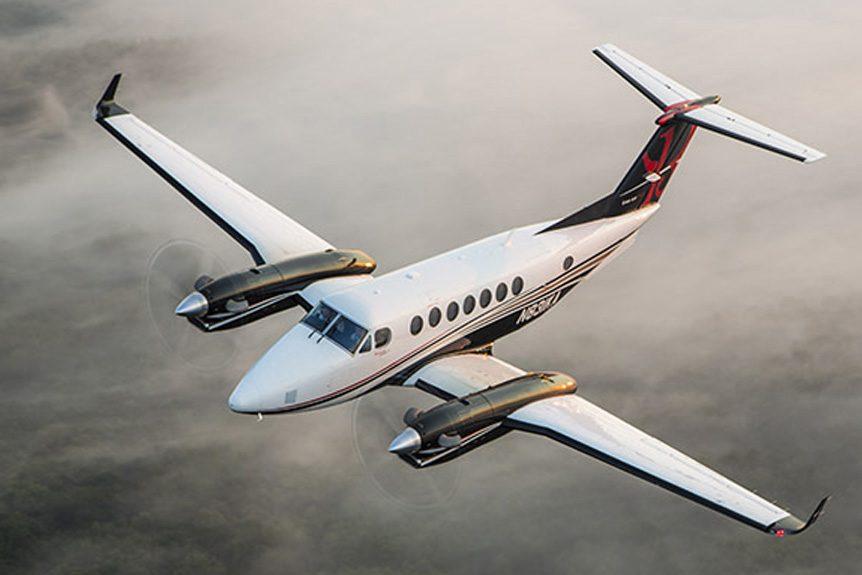 Beechcraft Super King Air: Ease of Flight
