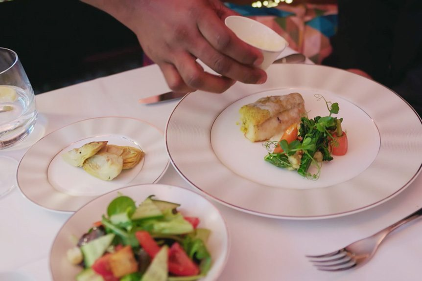 Inflight Catering: For the Love of Food and Luxury