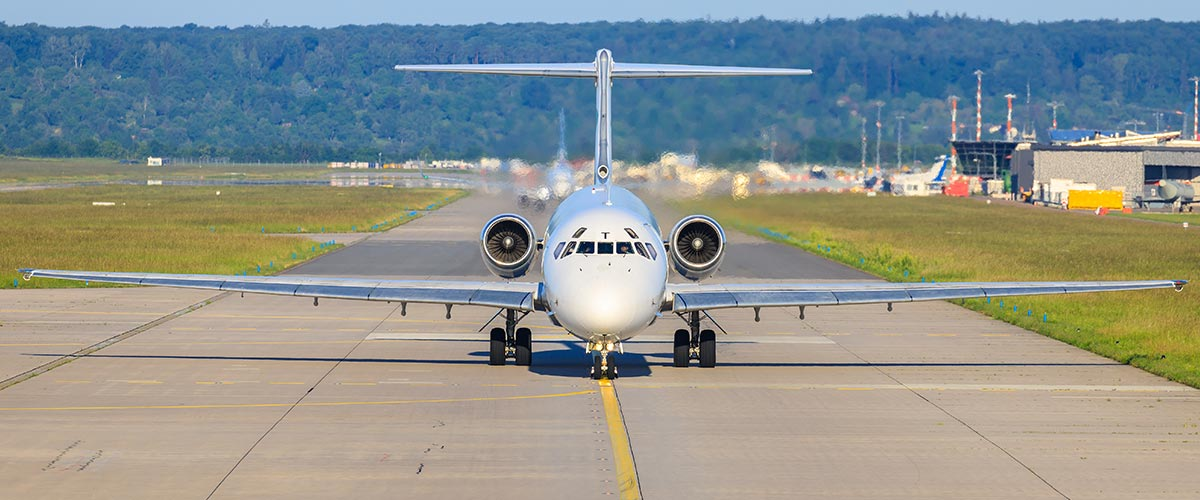 McDonnell Douglas MD-82 Aircraft Leasing Programs