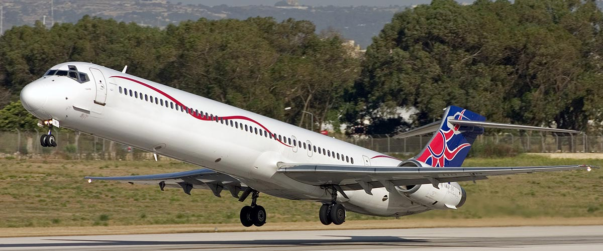 McDonnell Douglas MD-90-30 Aircraft Leasing Programs