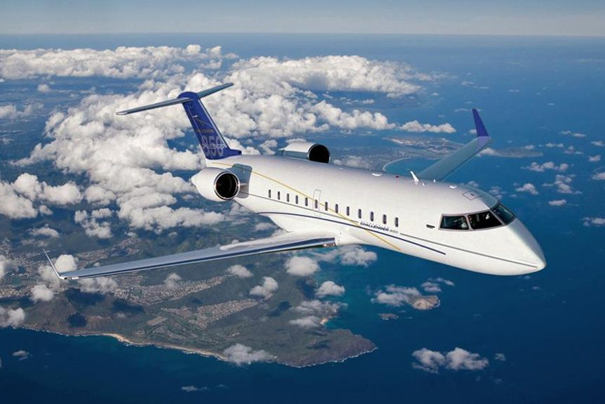 The Bombardier Challenger 850: Reliability and Support