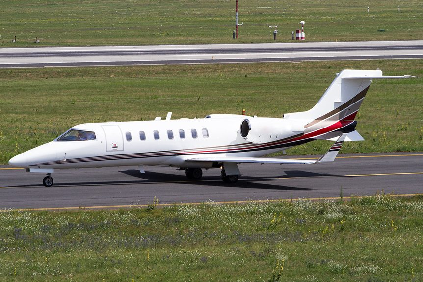The Bombardier Learjet 45: A Value Proposition
