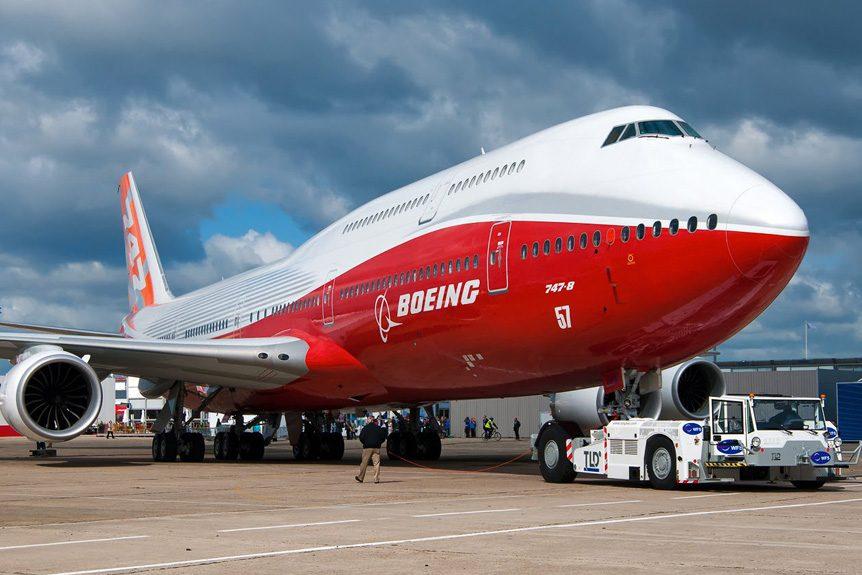 Turkey's President Receives Boeing 747-8i Jet Worth $500 million from Qatar's Emir