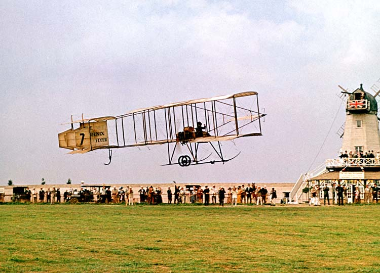 Aviation Movies : Those Magnificent Men in their Flying Machines (1965)