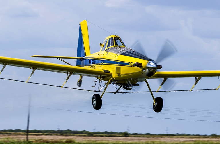 Air Tractor – 402B Aircraft Leasing Programs