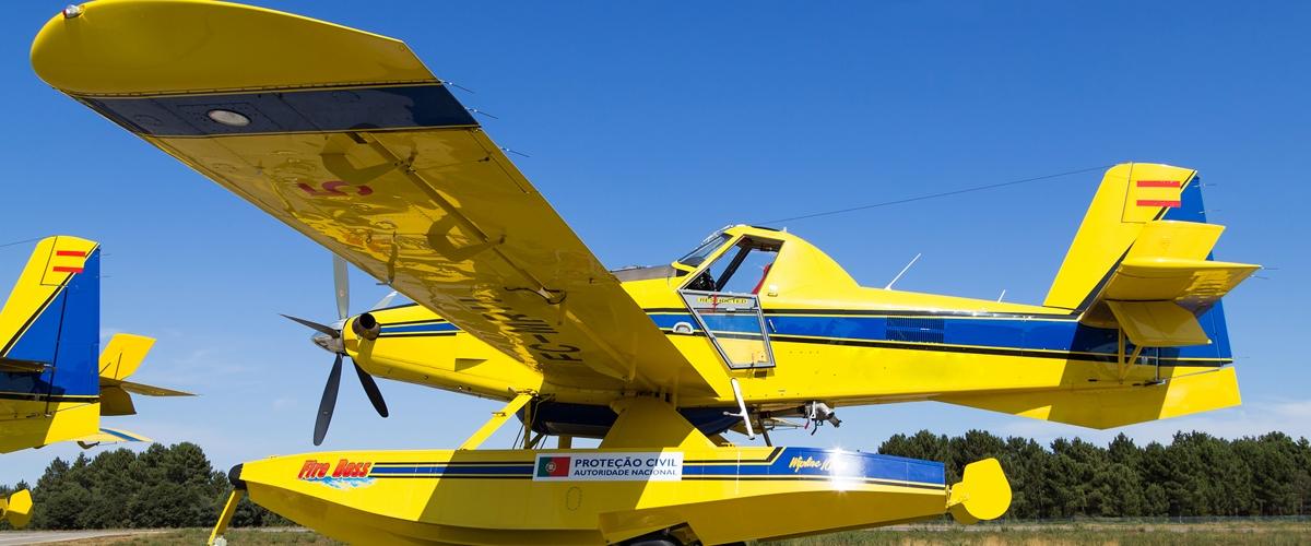 AT-802F Aircraft Leasing Programs