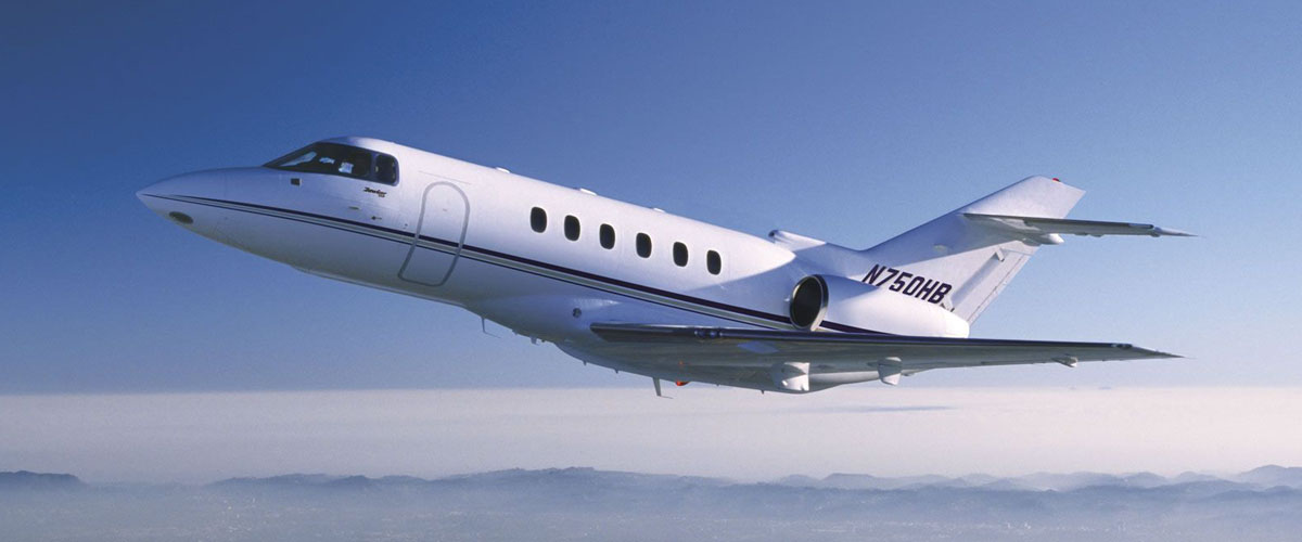 Beechcraft Hawker 750 Aircraft Leasing Programs