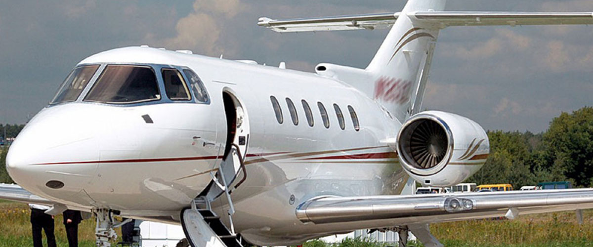 Beechcraft Hawker 850XP Aircraft Leasing Programs