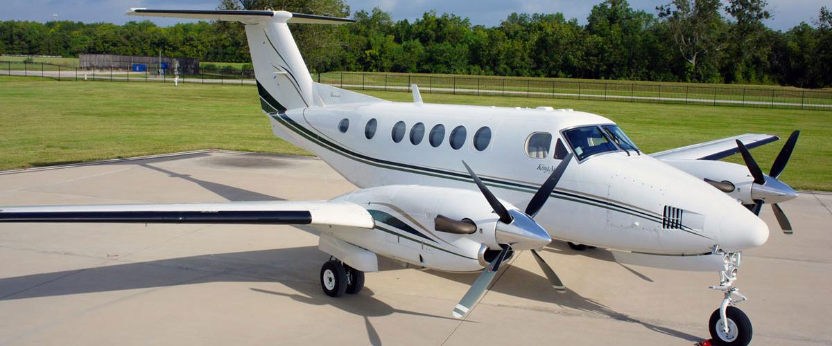 Beechcraft King Air B200 Aircraft Leasing Programs