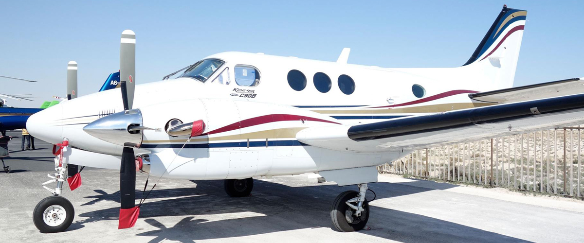 Beechcraft King Air C90B Aircraft Leasing Programs