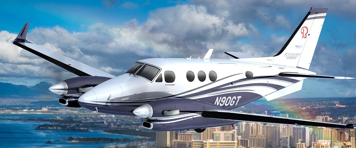 Beechcraft King Air C90GTx Aircraft Leasing Programs