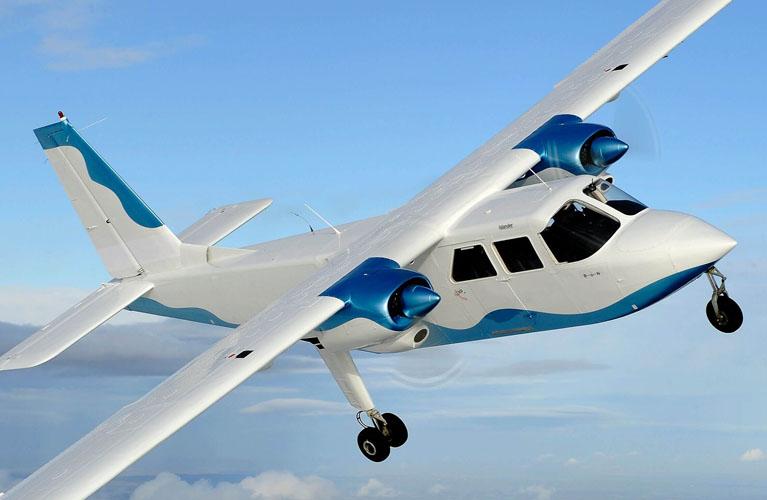 Britten-Norman BN-2 Islander Aircraft Leasing Programs