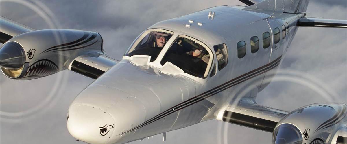 Cessna 441 Conquest II Aircraft Leasing Programs