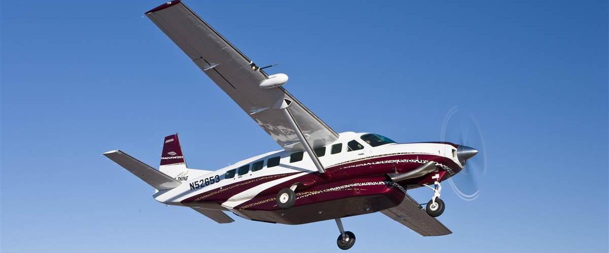 Cessna Caravan 675 Aircraft Leasing Programs