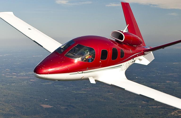 Cirrus Vision SF50 Aircraft Leasing Programs
