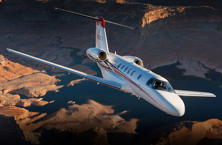 Citation CJ4 Lease