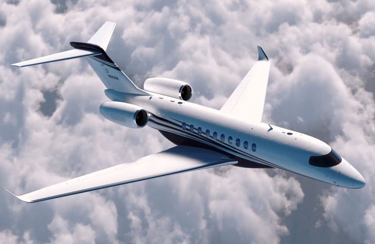 Citation Hemisphere Lease