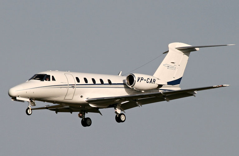 Citation III Lease