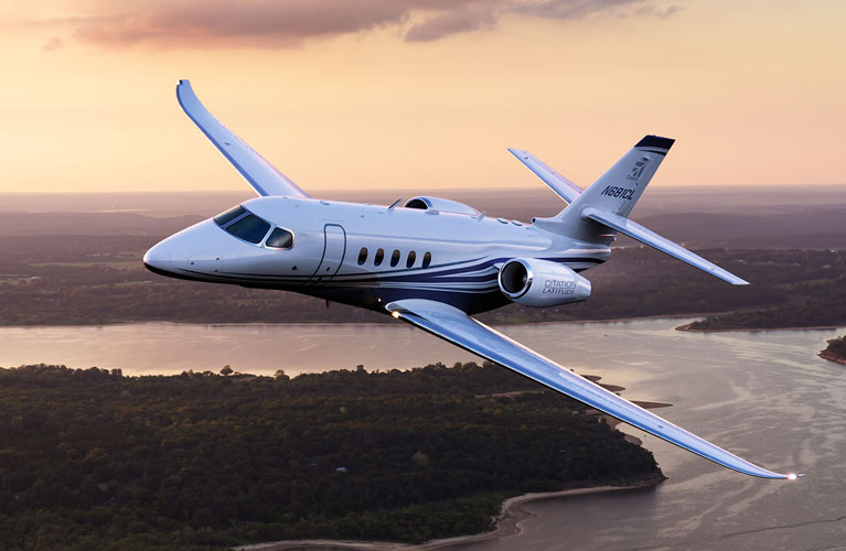 Citation Latitude Lease