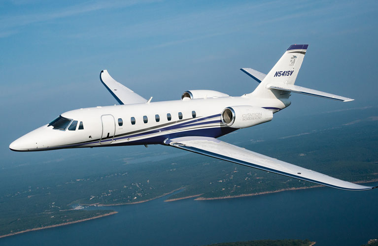 Citation Sovereign+ Lease