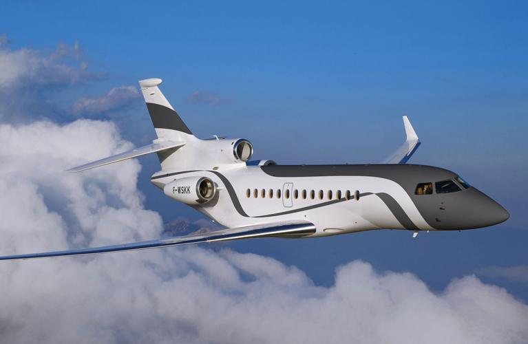 Dassault Falcon 7X Aircraft Leasing Programs