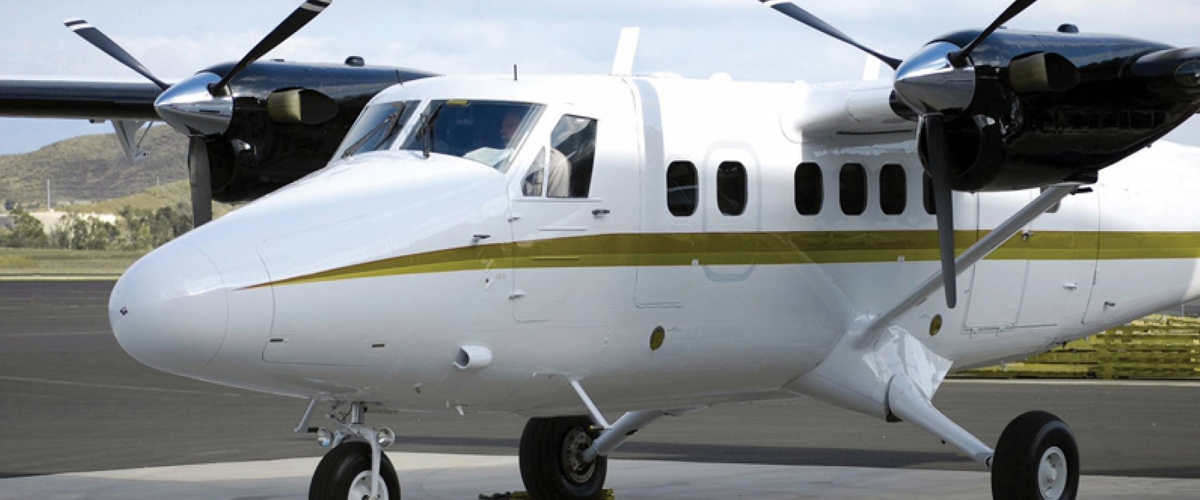 DHC-6 Twin Otter Aircraft Leasing Programs