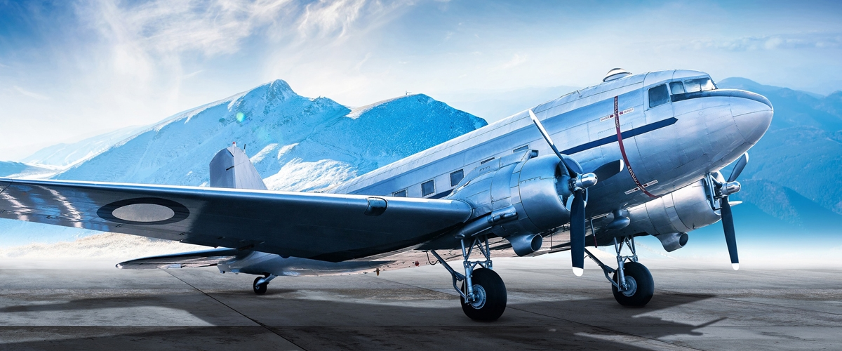 Douglas DC-3 Aircraft Leasing Programs