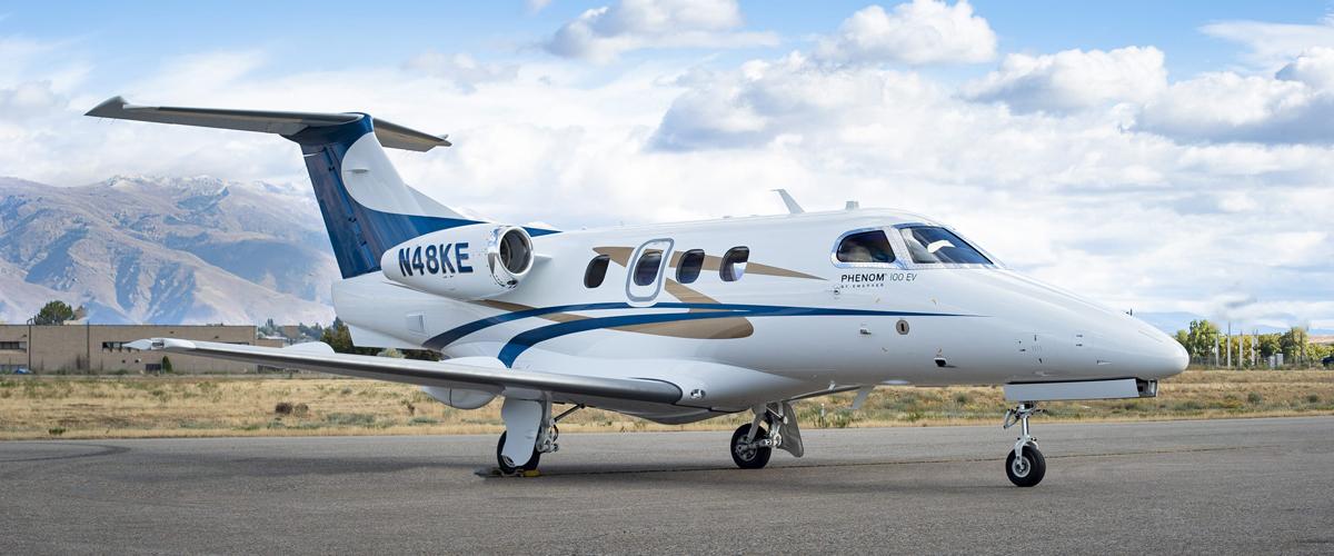 Embraer Phenom 100EV Aircraft Leasing Programs
