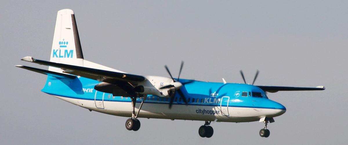 Fokker 50 Aircraft Leasing Programs