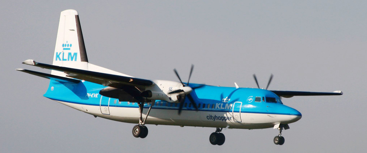Fokker 50 Aircraft Leasing Programs