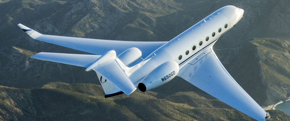 Gulfstream G650 Aircraft Leasing Programs