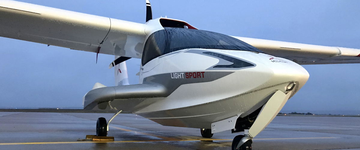 ICON A5 Aircraft Leasing Programs