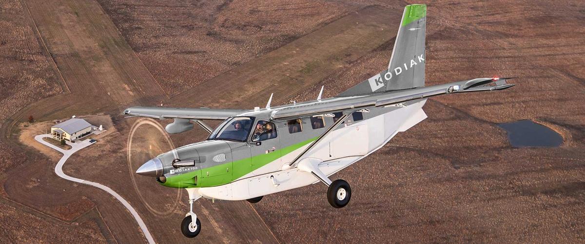 Kodiak 100 Aircraft Leasing Programs