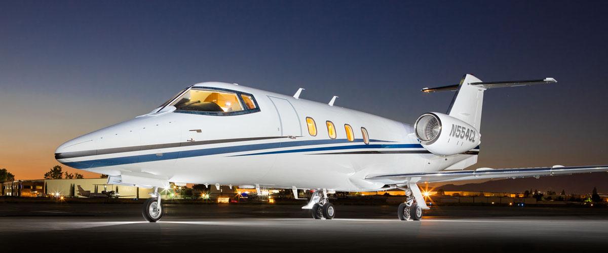 Learjet 55 Aircraft Leasing Programs