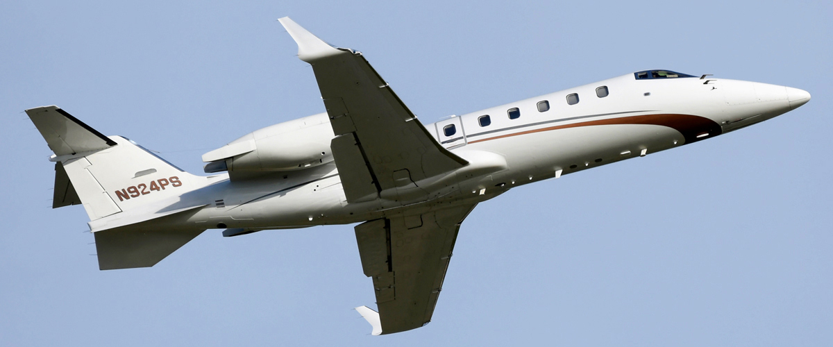Learjet 60 Aircraft Leasing Programs