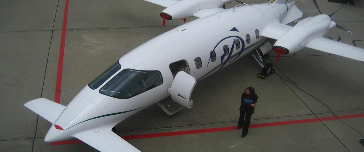 Piaggio P180 Avanti Aircraft Leasing Programs
