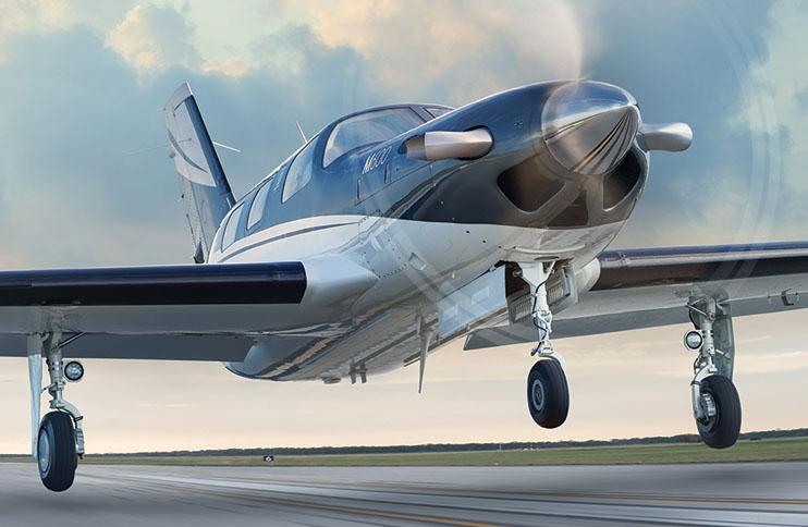 Piper M 600