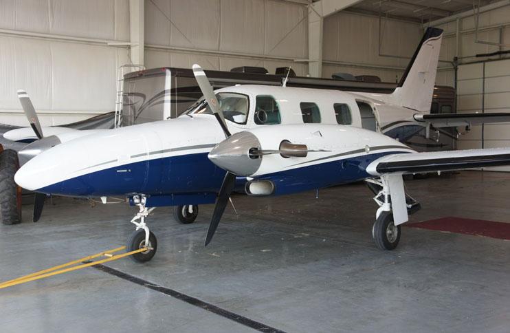 Piper PA-31T1 Cheyenne I