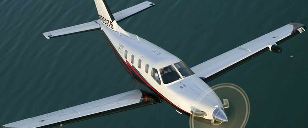Socata-Daher TBM 850 Aircraft Leasing Programs