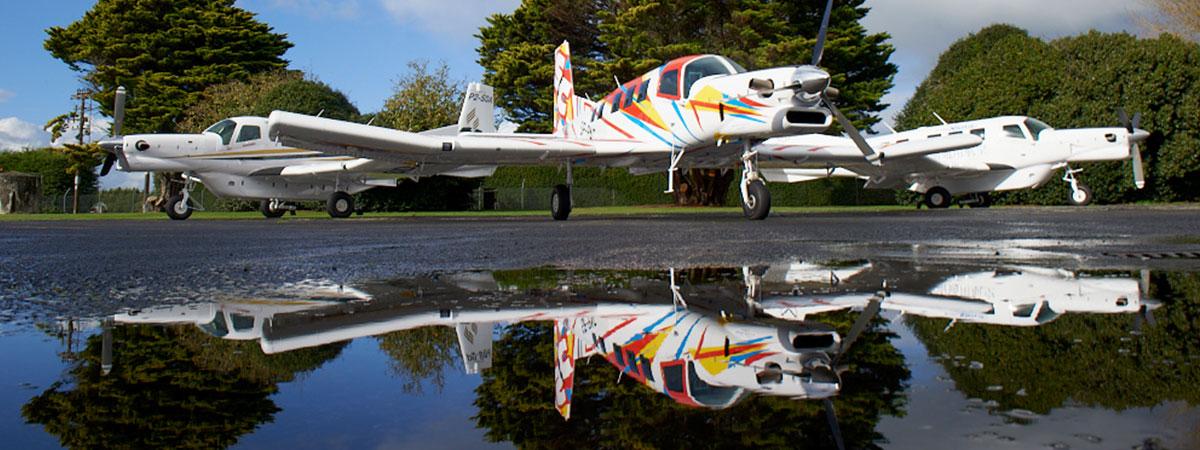 PAC-750 XSTOL III Aircraft Leasing Programs